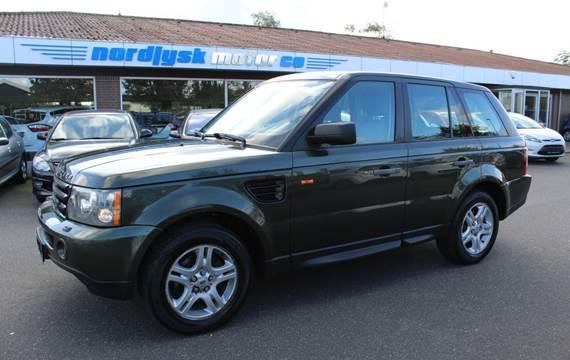 Land Rover Range Rover sport TDV6 SE aut. 2,7