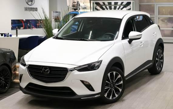 Mazda CX-3 Sky-G 121 Optimum 2,0