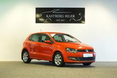 VW Polo TDi 105 Highline 1,6