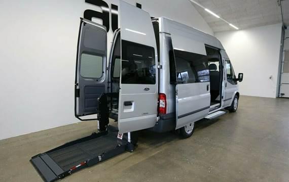 Ford Transit 300M Kombi TDCi 85 Trend 2,2