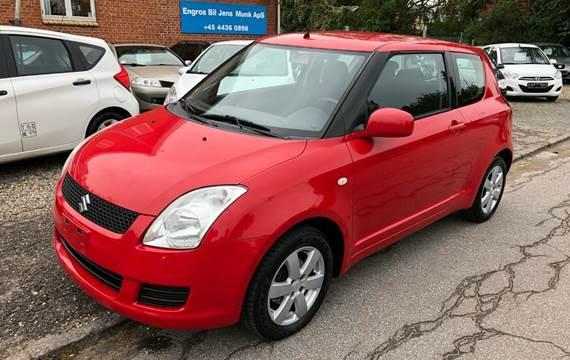 Suzuki Swift Red Edition 1,3