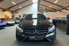 Mercedes C250 d AMG Line stc. aut. 4-M 2,2