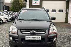 Kia Sportage LX Van 2,0