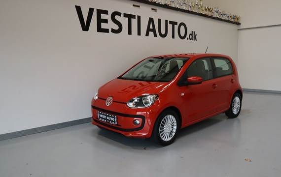 VW UP! 75 Style Up! BMT 1,0
