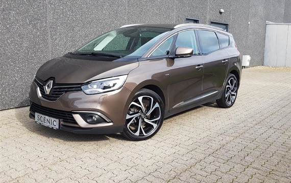 Renault Grand Scénic Energy DCI Bose  1,6
