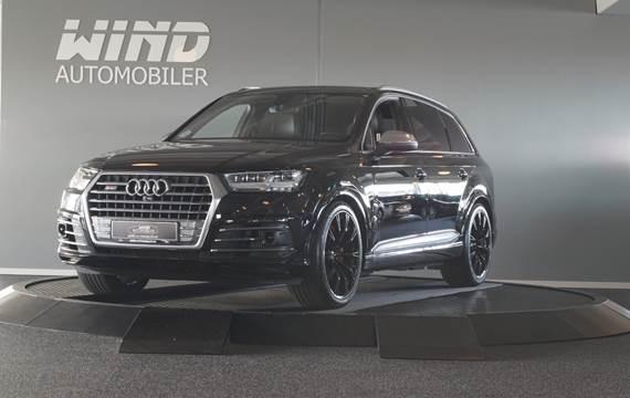 Audi SQ7 TDi 435 quattro Tiptr. 7prs 4,0
