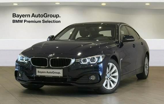 BMW 420i Gran Coupé Executive aut. 2,0