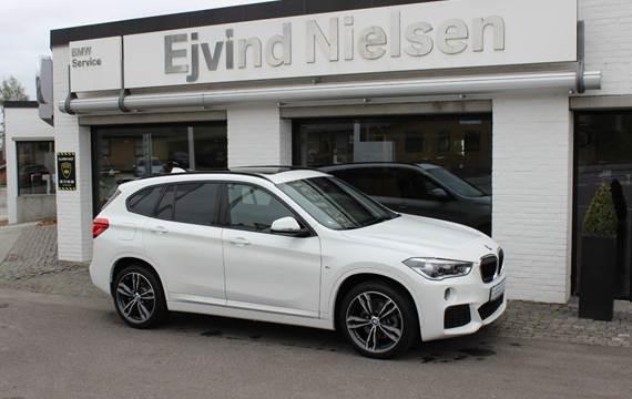 BMW X1 xDrive25d M-Sport aut. Van 2,0