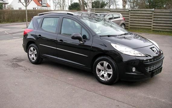 Peugeot 207 1,6 HDi 92 Active SW 5d 1,6
