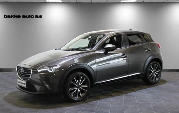 Mazda CX-3 Sky-G 120 Optimum 2,0