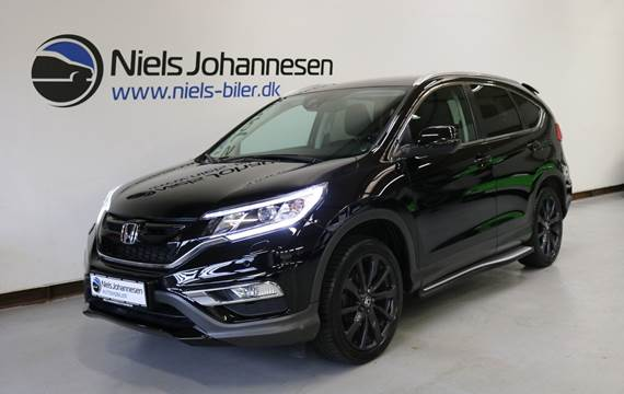 Honda CR-V i-VTEC Black Edition aut. 4WD 2,0
