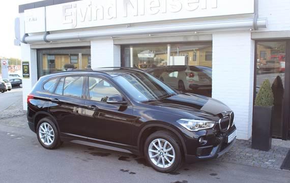 BMW X1 xDrive18d aut. Van 2,0