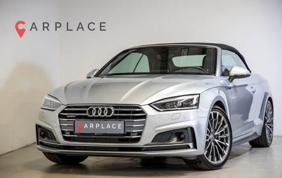 Audi A5 TFSi 252 Cabriolet quat. S-tr. 2,0