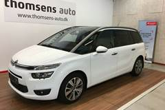 Citroën Grand C4 Picasso BlueHDi 150 Exclusive EAT6 2,0