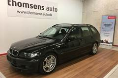 BMW 330d Touring Steptr. 3,0