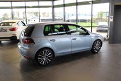 VW Golf VI TSi 160 Highline DSG Van 1,4