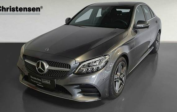 Mercedes C220 d AMG Line aut. 2,0