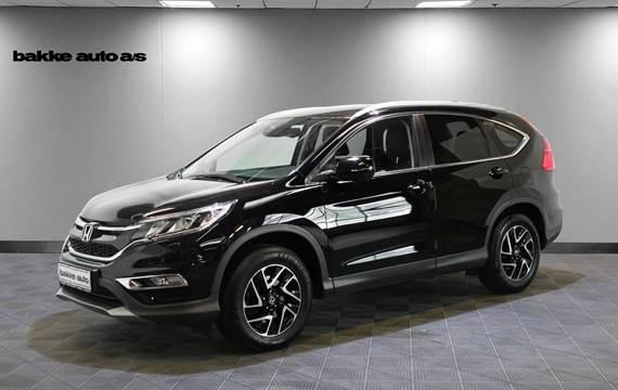 Honda CR-V i-DTEC Elegance+ aut. 4WD 1,6