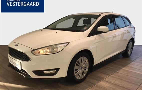 Ford Focus EcoBoost Business  Stc 6g 1,0