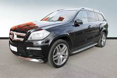 Mercedes GL500 aut. 4-M BE 4,7