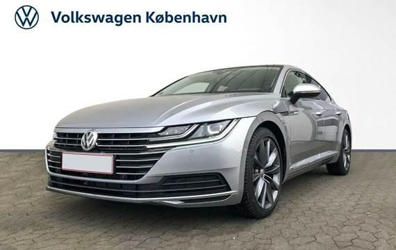 VW Arteon 2,0 TDi 150 Elegance Business DSG