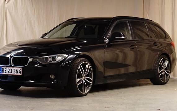 BMW 330d Touring xDrive aut. 3,0