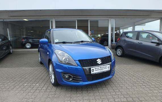 Suzuki Swift Sport 1,6