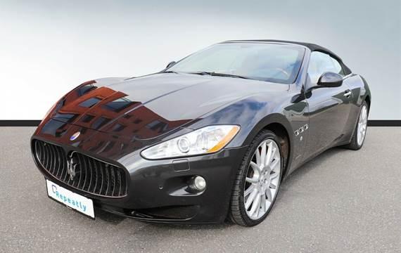 Maserati GranCabrio Automatic 4,7