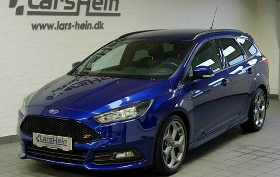 Ford Focus TDCi 185 ST3 stc. 2,0