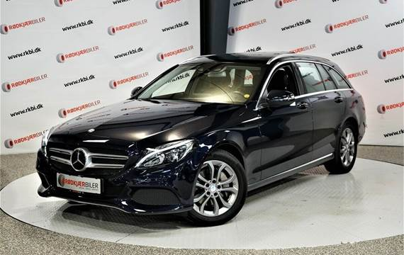 Mercedes C250 d Avantgarde stc. aut. 2,2