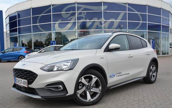 Ford Focus EcoBoost Active  5d 6g 1,0