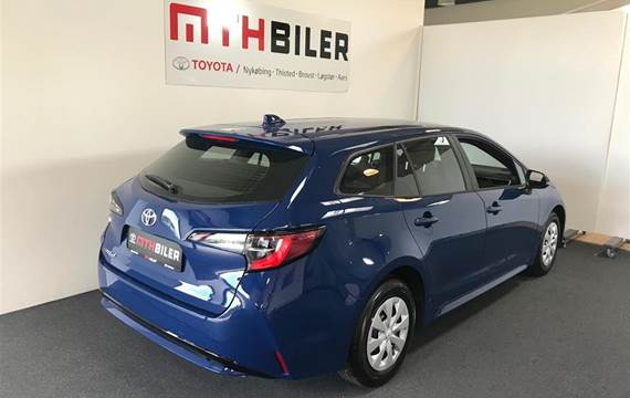 Toyota Corolla Touring Sports  T1 start/stop  Stc 6g 1,2