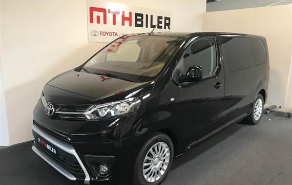 Toyota Proace Verso Medium  D Family Skydedør, bagklap  6g 1,5