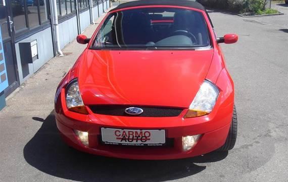Ford Ka StreetKa  1  Cabr. 1,6