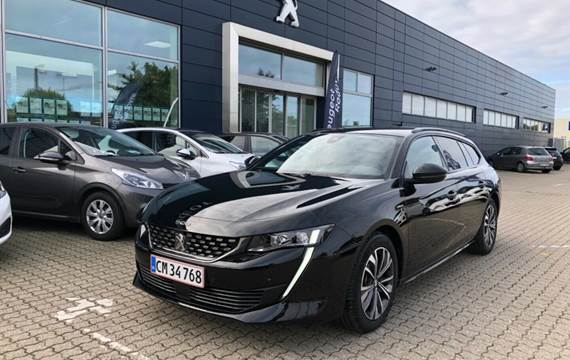 Peugeot 508 BlueHDi 163 Allure EAT8 2,0