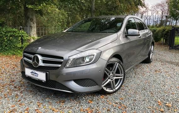 Mercedes A180 CDi Urban aut. Van 1,8