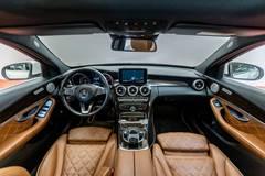 Mercedes C250 BlueTEC AMG Line stc. 4-M 2,2