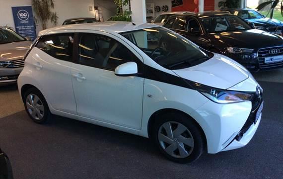 Toyota Aygo VVT-i x 1,0