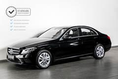 Mercedes C200 Avantgarde aut. 1,5