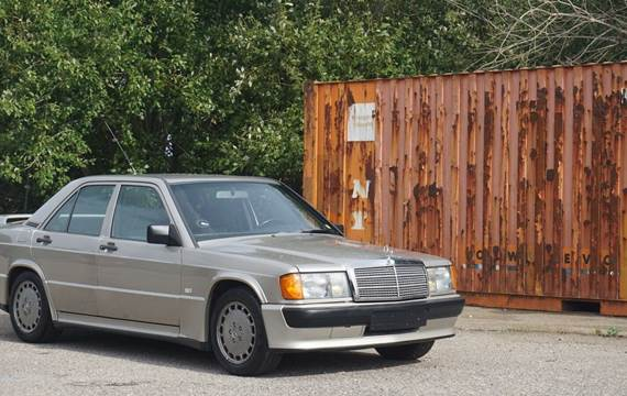Mercedes 190 E 2,3 16V aut.