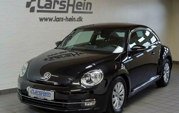VW The Beetle TSi 160 Design 1,4
