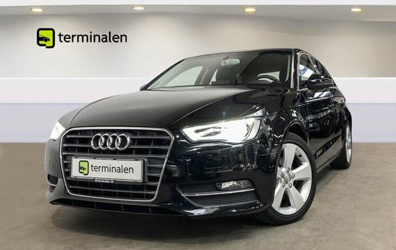 Audi A3 1,6 TDi Ambition SB S-tr.