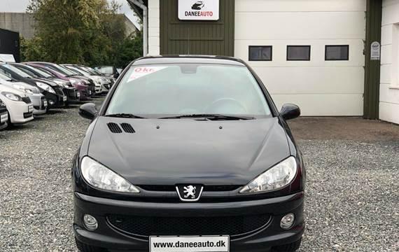Peugeot 206 Griffe 1,6