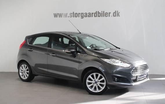 Ford Fiesta SCTi 140 Titanium 1,0
