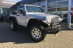 Jeep Wrangler Unlimited Sahara aut. 3,8