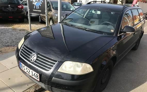 VW Passat TDi 100 Variant DK 1,9