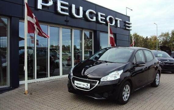 Peugeot 208 VTi Access AirSound 1,0