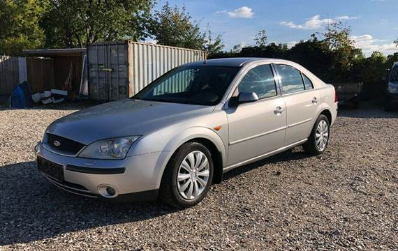 Ford Mondeo Family Edition 2,0