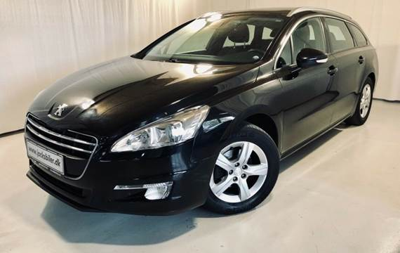 Peugeot 508 HDi 114 Active SW 1,6