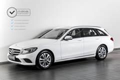 Mercedes C200 Avantgarde stc. aut. 1,5